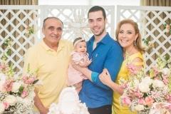 Raimundo Delfino, Liz Borges, Fernando e Andréa Delfino