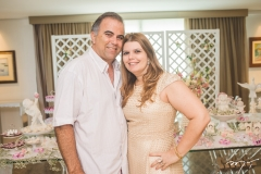 Valdisio e Danielle Pinheiro
