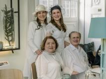 Marilia Araujo, Manoela Crisóstomo, Odailze e Tiburcio Cavalcante