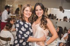 Geni e Fernanda Levy
