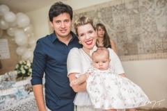 Henrique, Lorena e Helena Lima