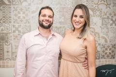 Hugo de Morais Filho e Nicole Andrade