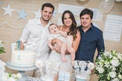 Wilton e Felipe Correia Lima, Fernanda Levy e Henrique Lima
