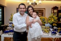 Andre Laprovitera, Raquel Carneiro e Guilherme Laprovitera