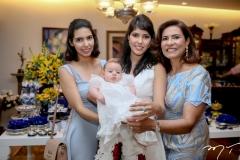 Flavia, Guilherme, Carla Laprovitera e Marcia Texeira