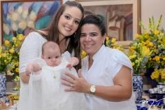 Lara e Guilherme Laprovitera e Neiri Gomes