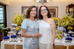 Marcia Texeira e Ediane Carneiro