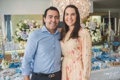 André e Larissa Laprovitera