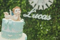 Batizado de Lucas Delfino