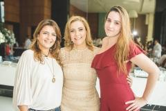 Cibelly, Andréa e Bruna Delfino