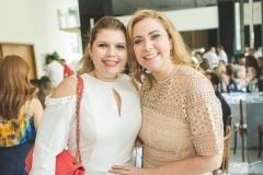 Danielle Pinheiro e Andréa Delfino