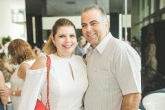 Danielle e Valdísio Pinheiro