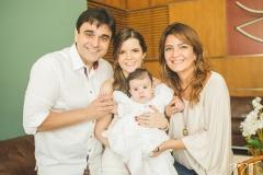 Delfino Neto, Suyane, Lucas e Cibelly Delfino