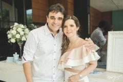 Delfino Neto e Suyane Delfino