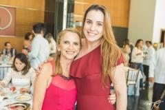 Diana Martins e Bruna Delfino
