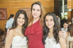 Eduarda, Bruna e Letícia Delfino