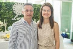 Gilberto e Karina Fernandes