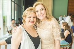 Ila Bezerra e Andréa Delfino