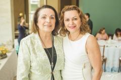 Maria Amélia Costa e Verônica Perdigão