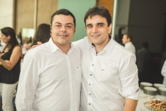 Nilson Júnior e Delfino Neto