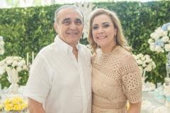 Raimundo e Andréa Delfino