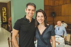 Robério Almeida e Airam Pagliosa