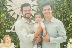 Rodrigo Martins, Lucas Delfino e Rogério Martins