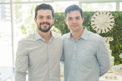 Rodrigo e Rogério Martins