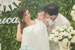 Suyane, Lucas e Delfino Neto