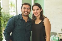 Tom e Paula Andrade