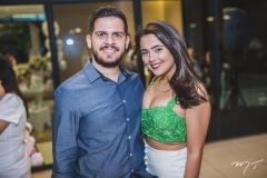 Airton Feijão e Catarina Linhares