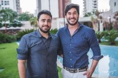 Júlio e Wesley Monteiro