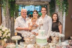 Roberto, Themis, Theo e Roberto Briand e Marilac Cavalcante