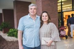 Rodrigo e Anne Macedo