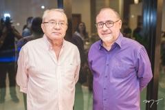Sérgio Morais e Luciano Feijão