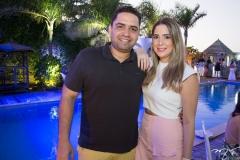 Bruno Mesquita e Zaira Mendes