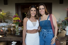 Clarissa Aguiar e Renata Bastos