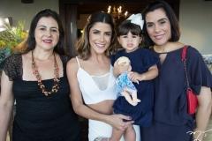 Daniela Pontes, Clarissa Aguiar, Sara Porto e Ana Pontes