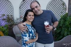 Germana e André Monteiro