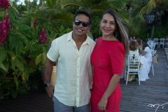 Reginaldo Silva e Gigi Coelho
