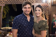 Rodrigo Mesquita e Renata Rolim
