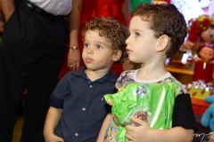 Gabriel Costa e Sylvinho Leal