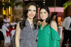 Lucinha Feitosa e Marília Vasconcelos