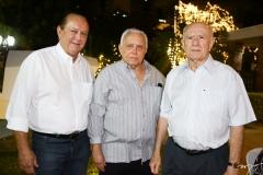 Rafael Leal, Carlos Antero e Silvio de Castro