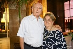 Sílvio e Vera de Castro
