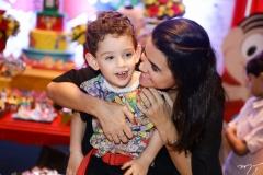 Sylvinho e Priscila Leal