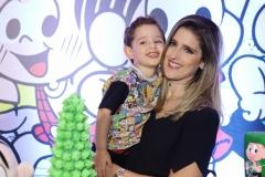 Sylvinho e Rebeca Leal