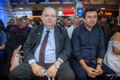Pedro Jorge Medeiros e Tião Simpatia