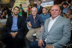Valdemir Alves, Raimundo Viana e Aldenor Rodrigues