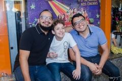 Haroldo Guimarães, Nicolas Martins e Reginauro Sousa